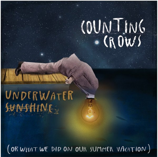 Counting Crows - Underwater Sunshine - Album Cover