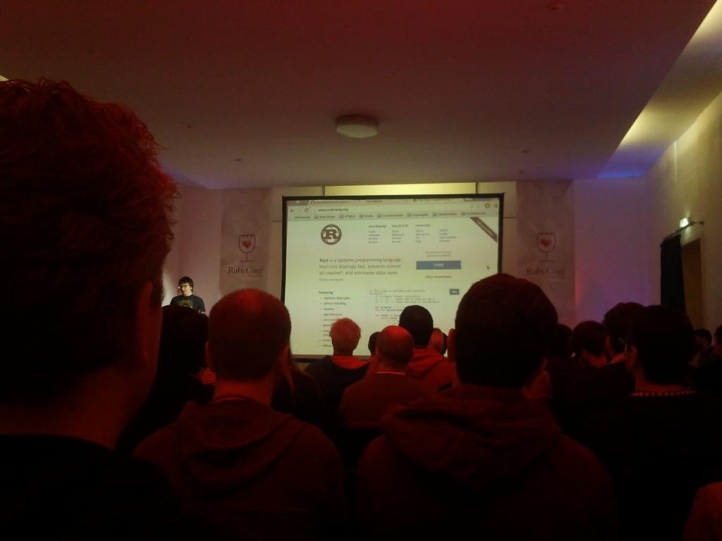 Photo of TBA talk