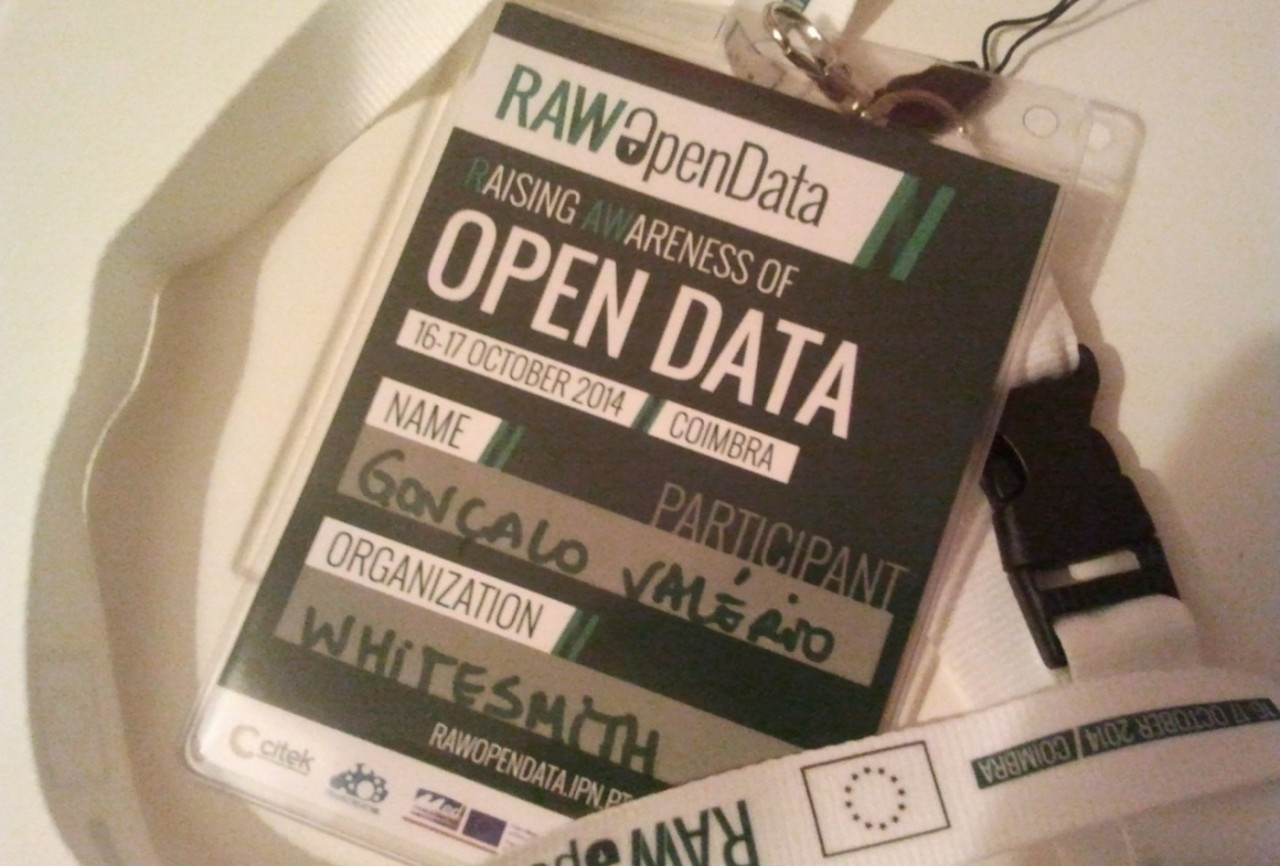 raw open data